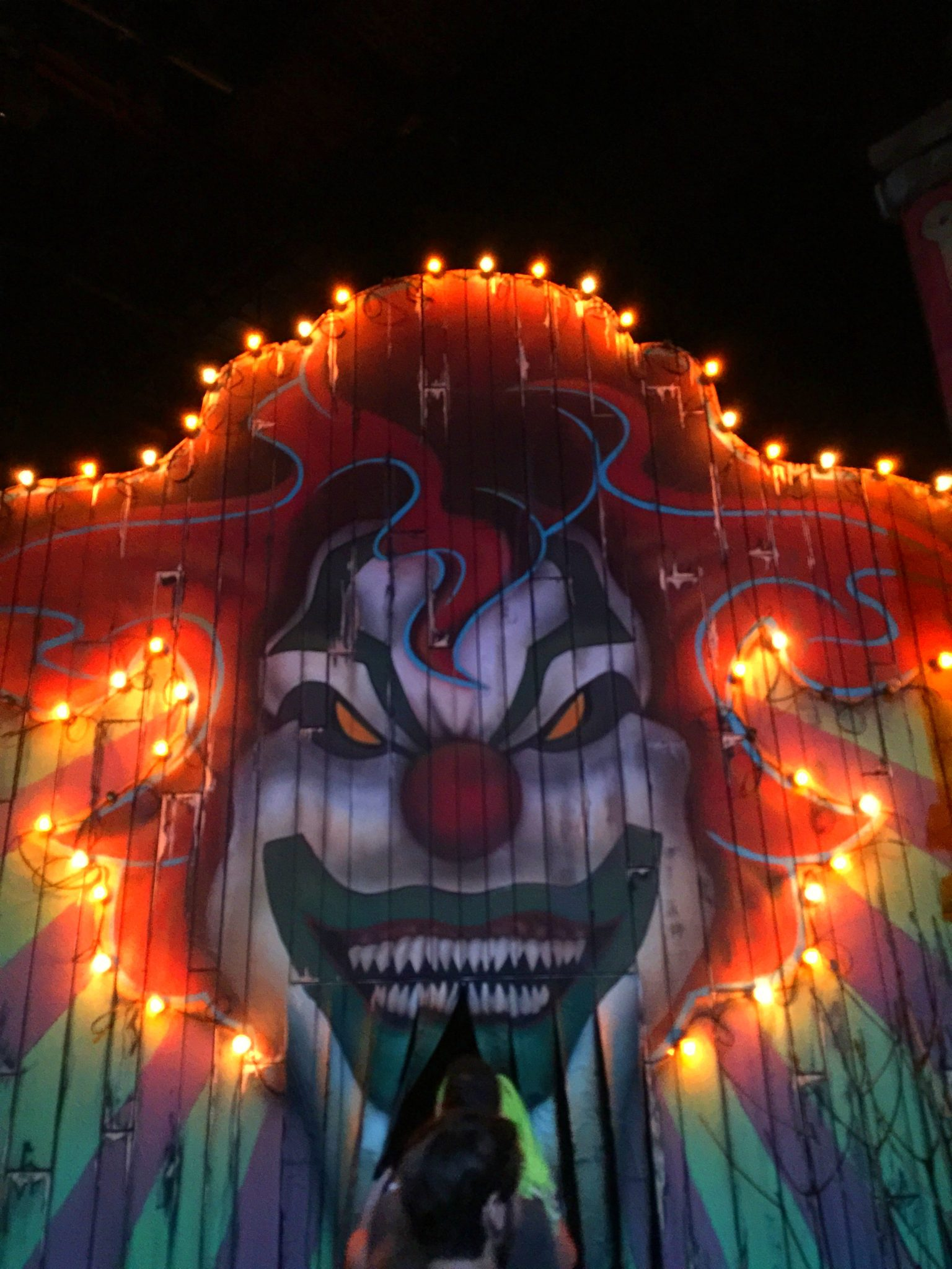 halloween horror nights at universal studios in orlando