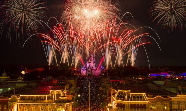 Make Plans to Celebrate the Fourth of July at Walt Disney World Resort