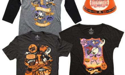 New Merchandise for Mickey's Not-So-Scary Halloween Party 2018